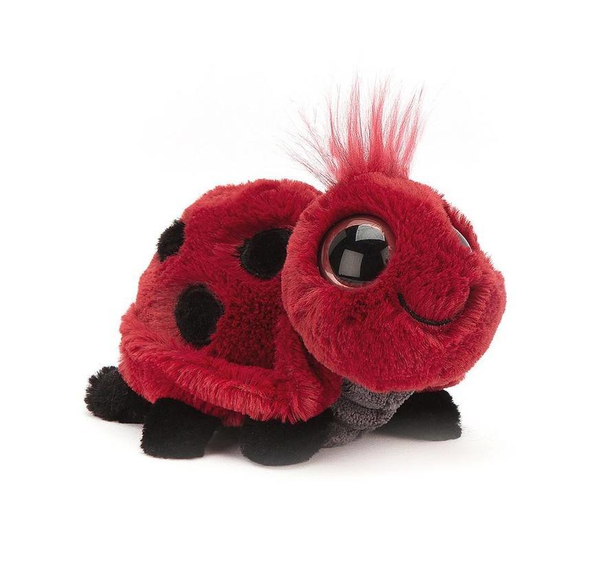 Knuffel Lieveheersbeestje Frizzles Ladybird
