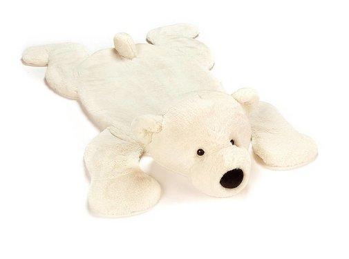 Jellycat Speelmat IJsbeer Perry Polar Bear Playmat