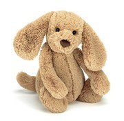 Jellycat Knuffel Hond Bashful Toffee Puppy Small