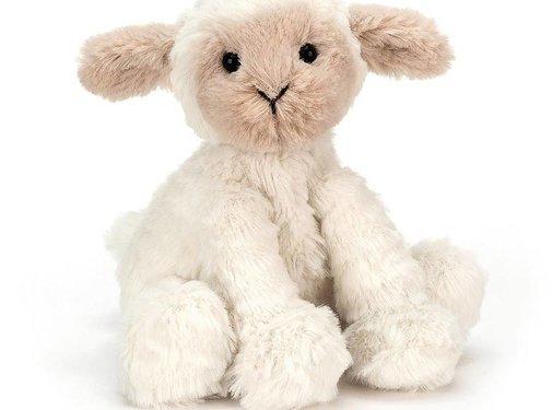 Jellycat Knuffel Schaap Fuddlewuddle Lamb Tiny