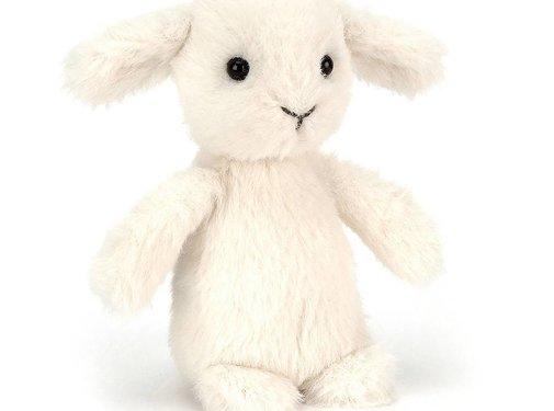 Jellycat Knuffel Schaap Fluffy Lamb