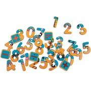 Scratch Cijfers Magnetisch 123 Safari