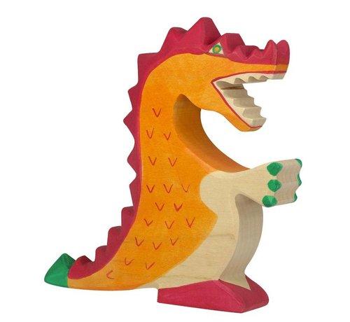 Holztiger Dragon Red 80280