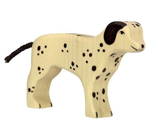 Holztiger Hond Dalmatier 80062