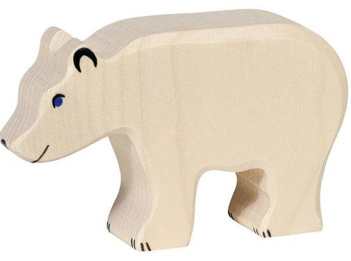 Holztiger Polar Bear 80207