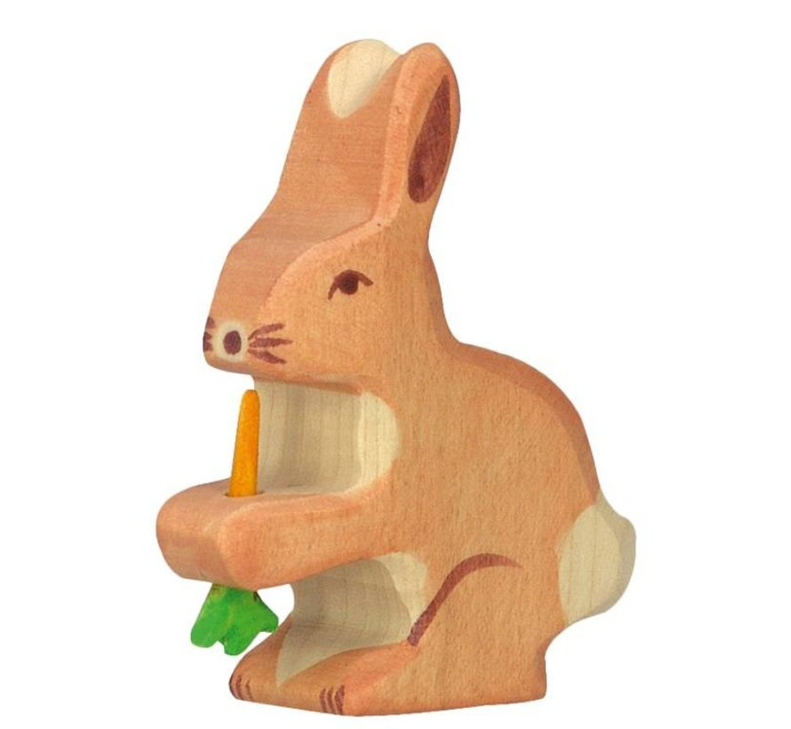 Hare with Carrot 80102