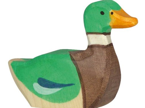 Holztiger Duck Drake 80022