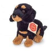 Hermann Teddy Stuffed Animal Dog Dachshund Sitting