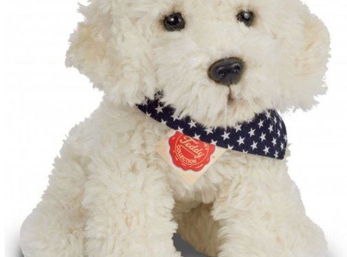 Hermann Teddy Knuffel Hond Labradoodle