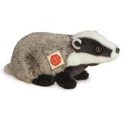 Hermann Teddy Stuffed Animal Badger