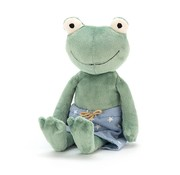 Jellycat Knuffel Kikker Party Frog