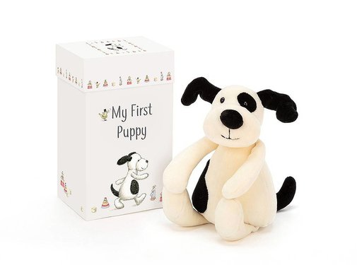 Jellycat Knuffel Hond My First Puppy