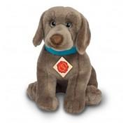 Hermann Teddy Knuffel Hond Weimaraner Pup