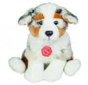 Hermann Teddy Stuffed Animal Dog Australian Shepherd Pup