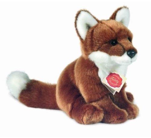 Hermann Teddy Stuffed Animal Fox Sitting