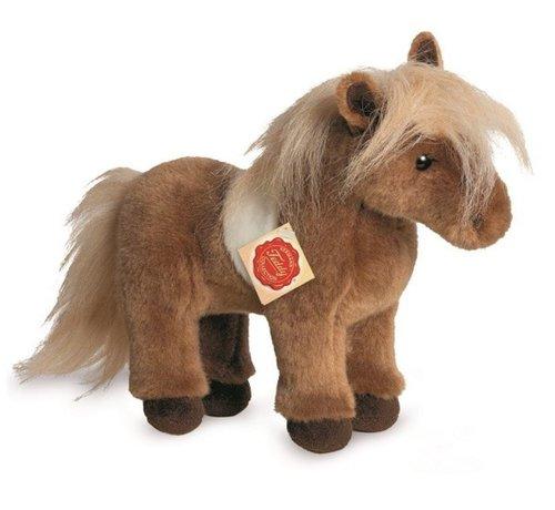 Hermann Teddy Knuffel Paard Shetlandpony