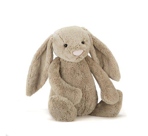 Jellycat Knuffel Konijn Bashful Beige Bunny Huge