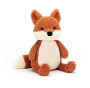 Jellycat Knuffel Vos Peanut Fox Small