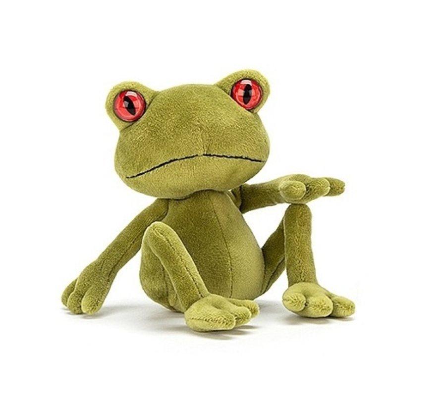 Knuffel Kikker Tad Tree Frog Small