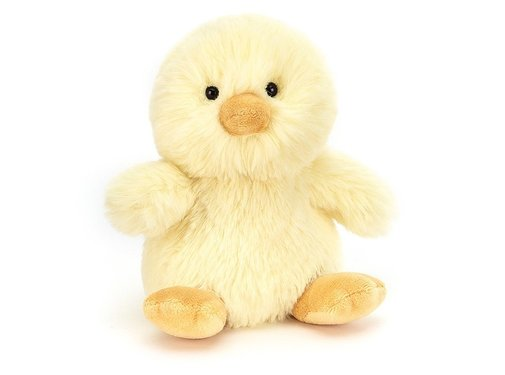 Jellycat Knuffel Kuiken Fluffster Yellow Chick
