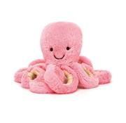 Jellycat Knuffel Baby Candie Octopus