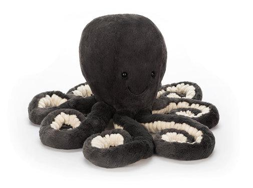 Jellycat Knuffel Little Inky Octopus
