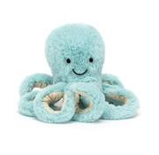 Jellycat Knuffel Baby Bobbie Octopus