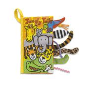 Jellycat Knisperboek Staartenboek Jungly Tails