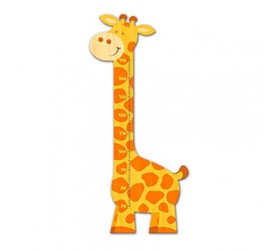 Groeimeter Giraf Hout
