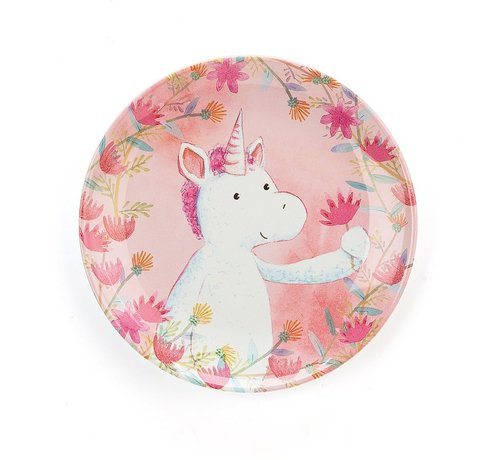 Jellycat Bord Eenhoorn Unicorn Dreams Melamine