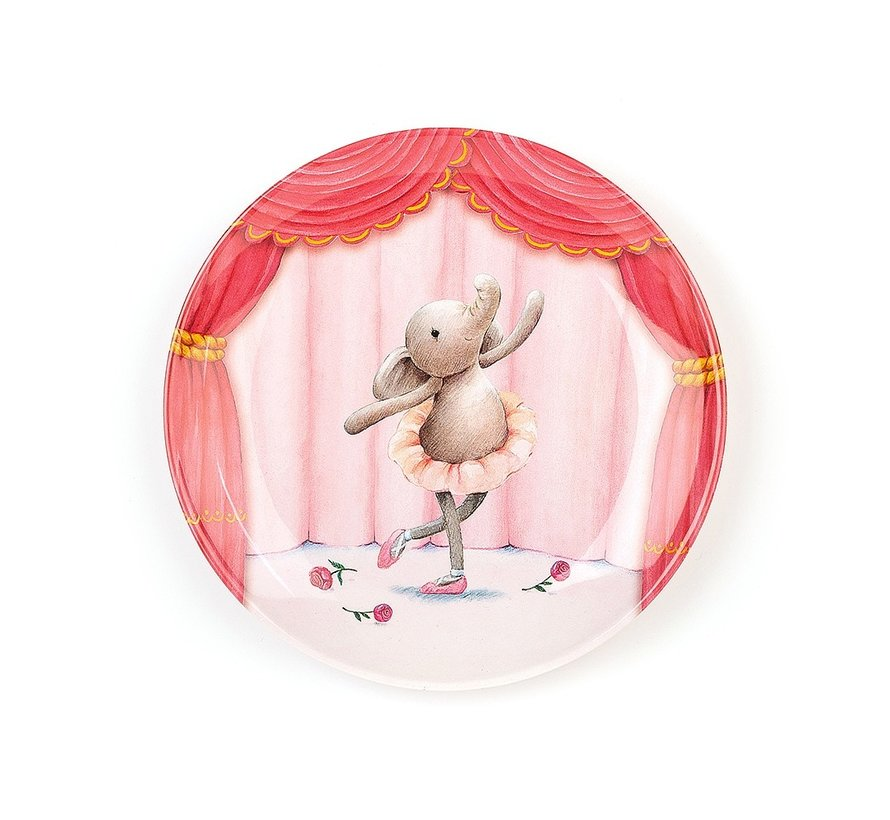 Bord Olifant Elly Ballerina Melamine