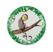Jellycat Bord Aap Mattie Monkey  Melamine