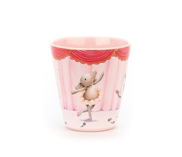 Jellycat Elly Ballerina Melamine Cup