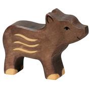 Holztiger Wild Zwijn Jong 80093