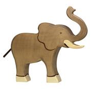 Holztiger Elephant 80148