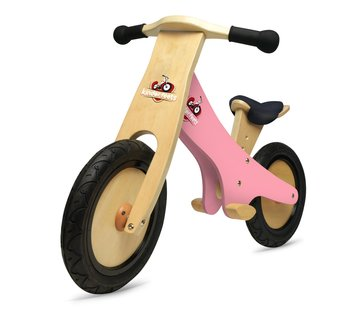 Kinderfeets Loopfiets Classic Balance Bike Roze