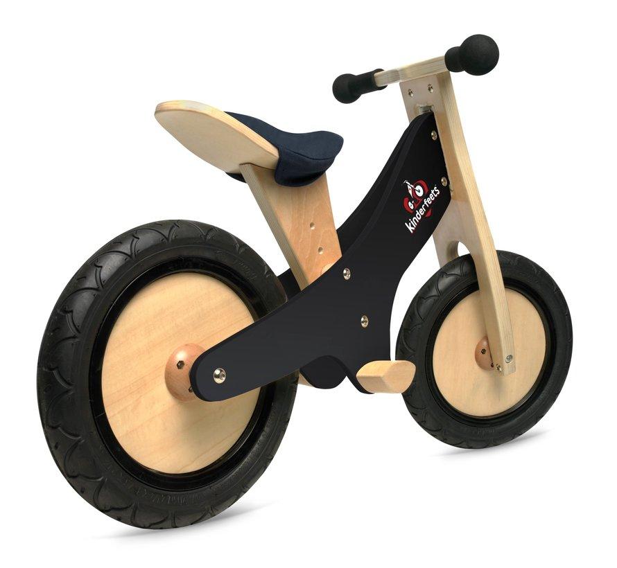 Loopfiets Classic Balance Bike Zwart