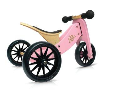 Kinderfeets Loopfiets Trike Tiny Tot Roze