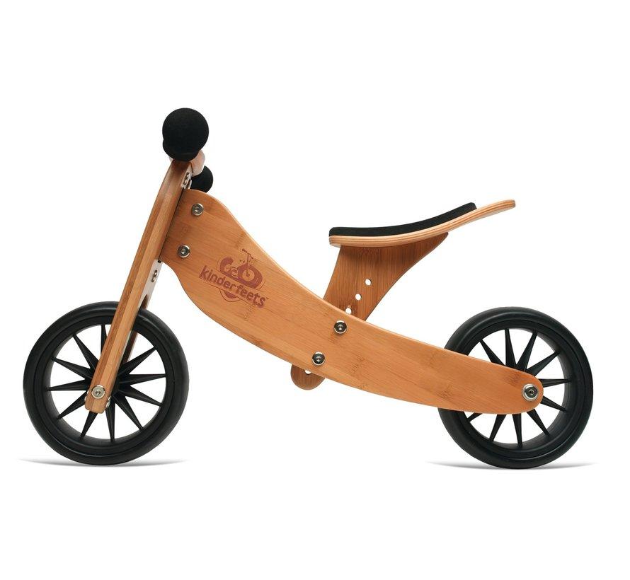 Loopfiets Trike Tiny Tot Bamboo