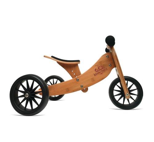Kinderfeets Loopfiets Trike Tiny Tot Bamboo