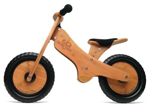 Kinderfeets Loopfiets Classic Balance Bike Bamboo