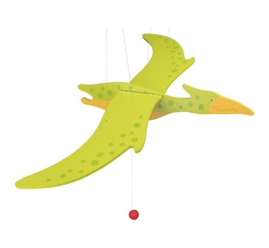 Zweeffiguur Dinosaurus