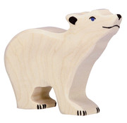 Holztiger Polar Bear 80209