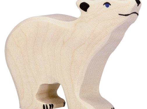 Holztiger IJsbeer 80209