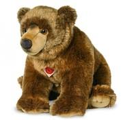 Hermann Teddy Stuffed Animal Brown Bear