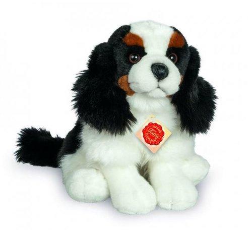 Hermann Teddy Knuffel Hond King Charles Spaniel