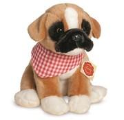 Hermann Teddy Stuffed Animal Dog Boxer Puppy