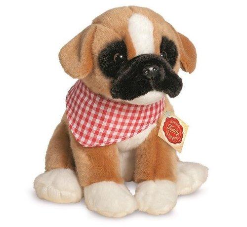 Hermann Teddy Knuffel Hond Boxer Puppy