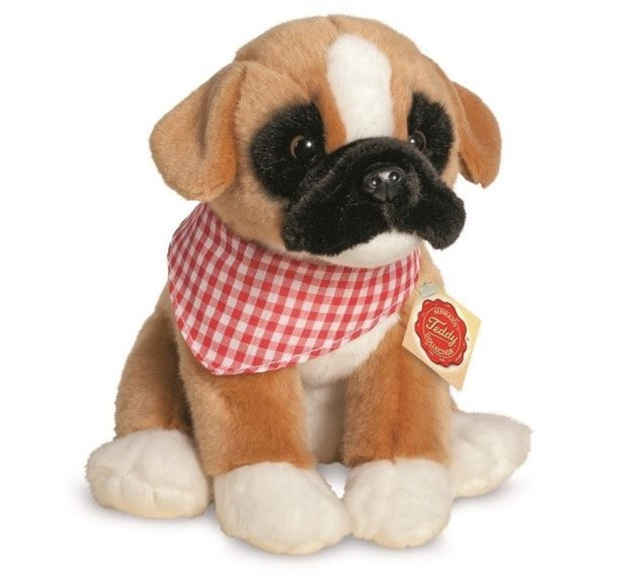 Knuffel Hond Boxer Puppy