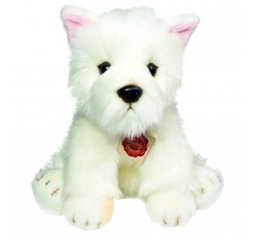 Knuffel Hond West Highland Terrier